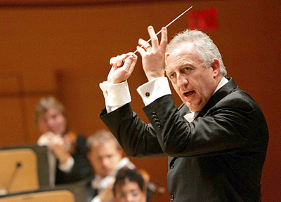 A Modern Orchestral Maestro    | Bramwell Tovey